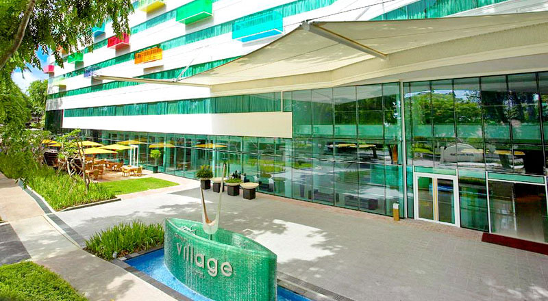 Changi Village Hotel Singapore Airport