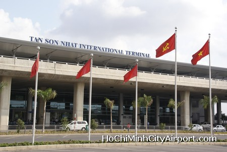 Saigon Airport Terminal Building