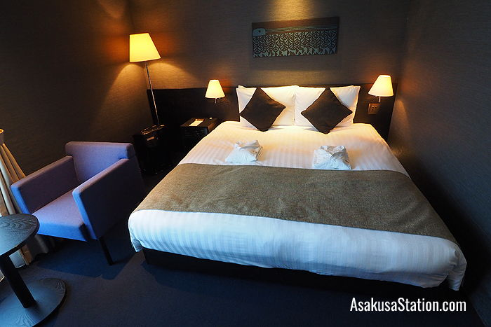 All rooms are fitted with Slumberland bedding