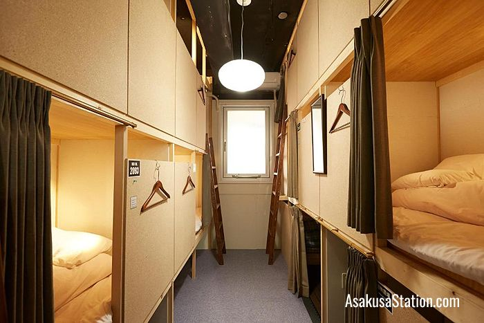 Dormitory bunk beds
