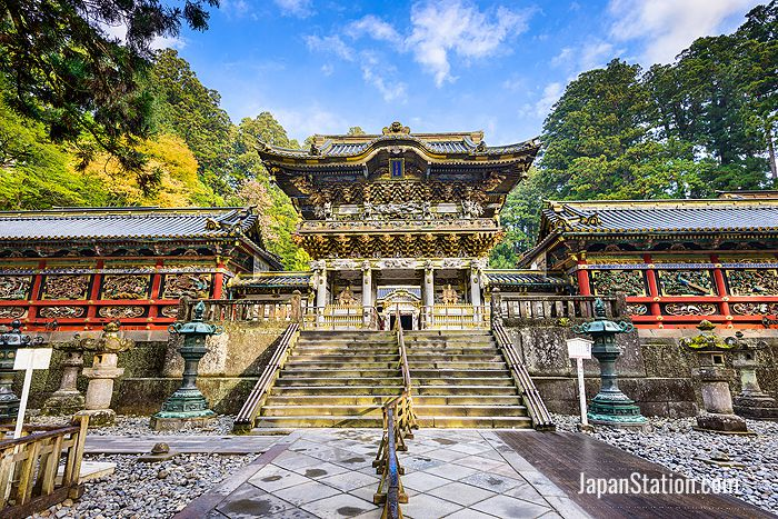 Toshogu Shrine - The temples of Nikko have drawn visitors for centuries