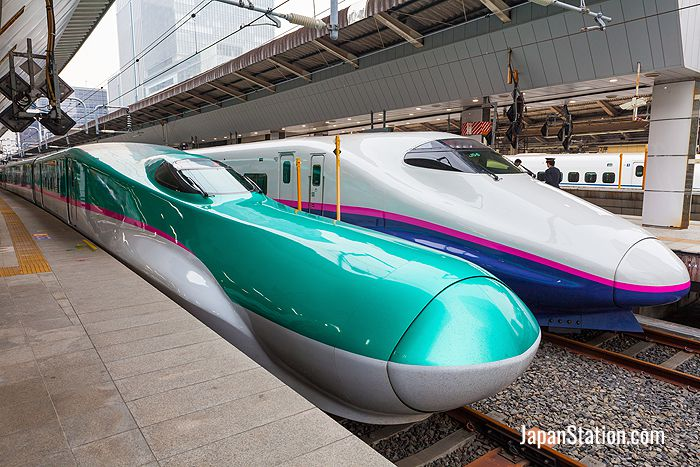 Riding the Shinkansen is both a breeze and a marvel of operational efficiency