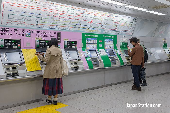 Guide to Rail Travel in Japan – Japan Station