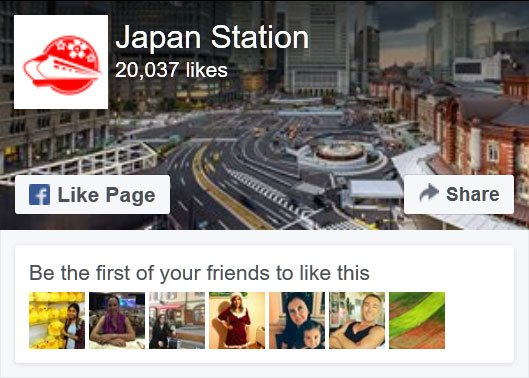 Japan Station on Facebook
