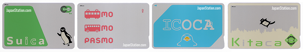 IC Cards in Japan