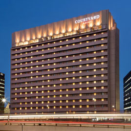 Courtyard by Marriott Shinosaka Station