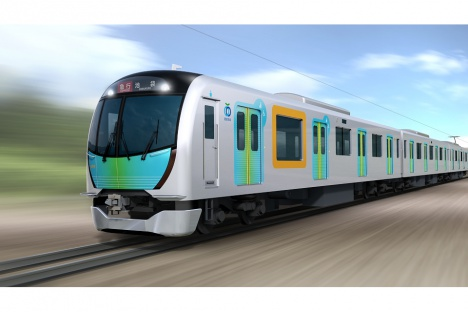 The S-train commences operations on March 25th