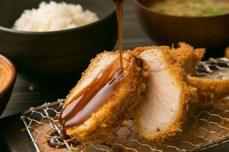 Kagoshima style pork cutlets are famously tender!