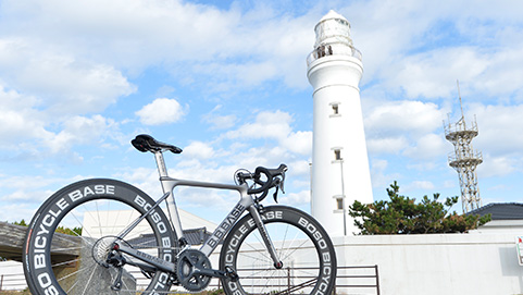 Inubosaki Lighthouse is a famous location in Choshi City
