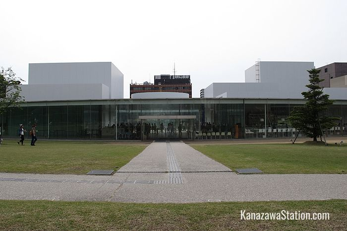 The 21st Century Museum of Contemporary Art in Kanazawa