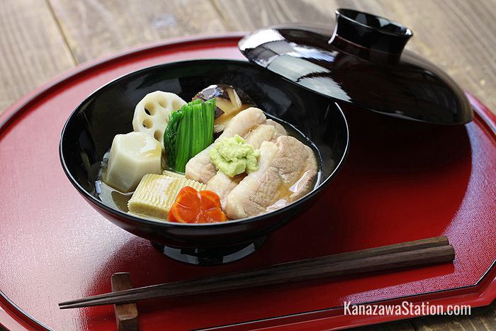 The Top 5 Places to Sample Kanazawa Culinary Specialties