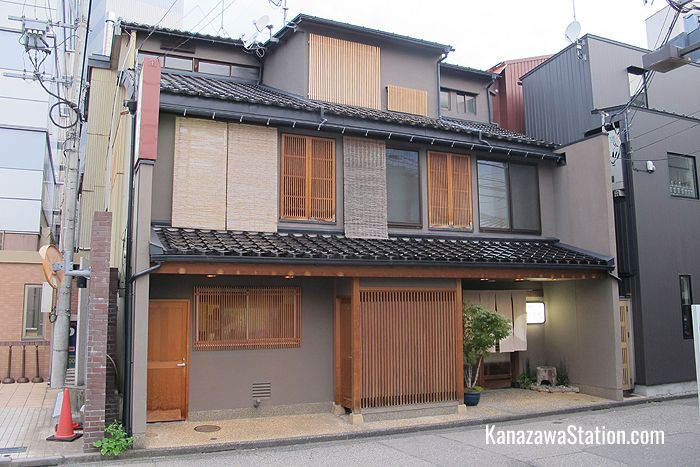Murataya Ryokan – an old world haven in central Kanazawa