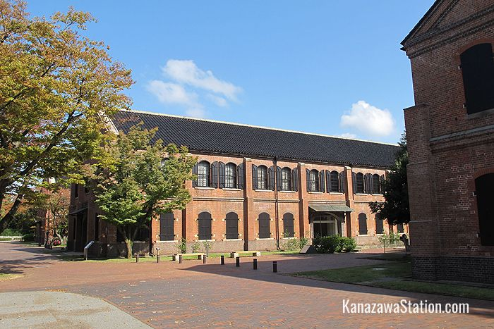 The Ishikawa Red Brick Museum