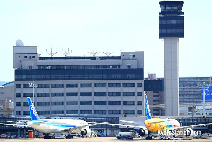 Osaka International Airport (Itami Airport: ITM)