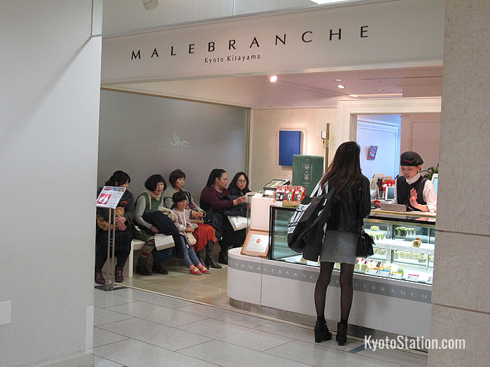 Malebranche - for luxury desserts