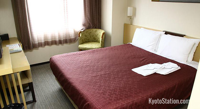 Double Room at Hotel Ibis Styles Kyoto Station