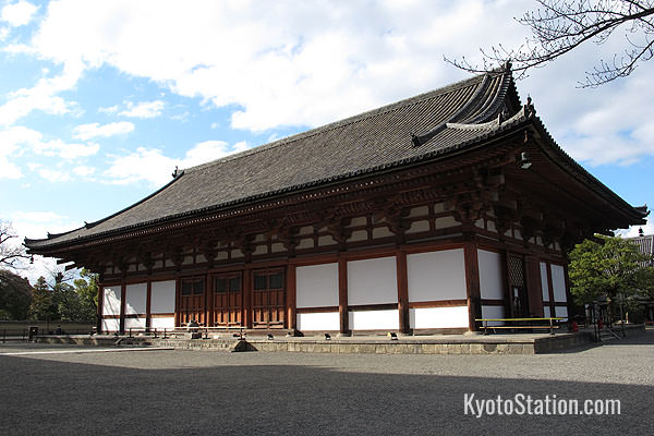 The Kodo or Lecture Hall