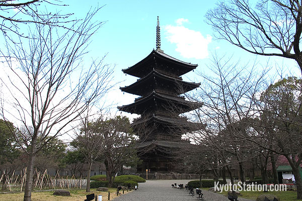Goju-no-to – the five storied pagoda
