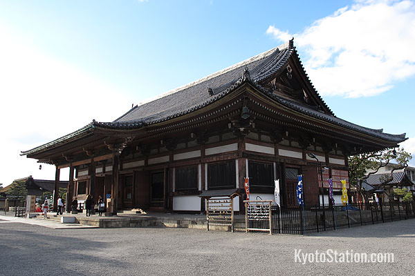 The Jikido or refectory