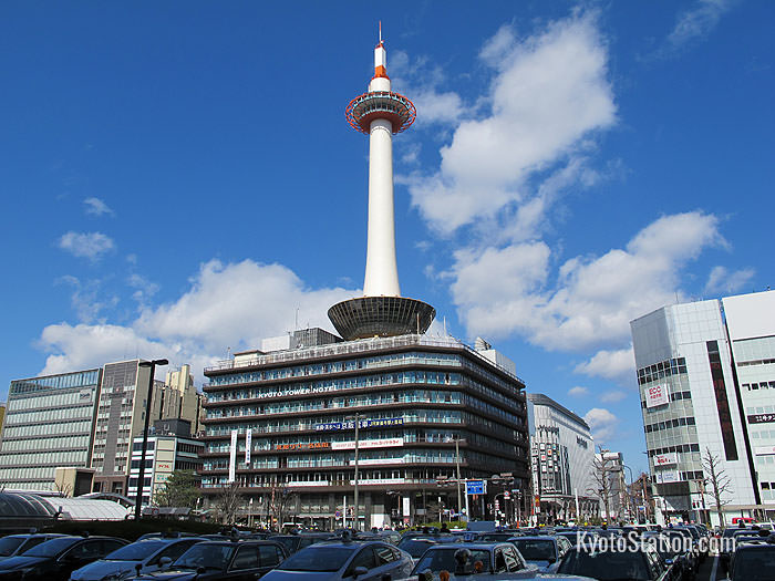 The Kyoto Tower