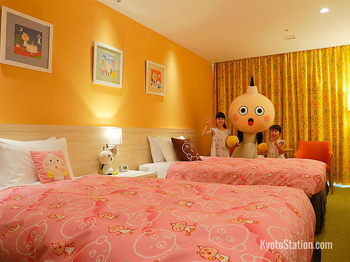 Children's Tawara-chan Room