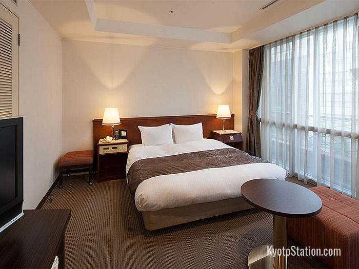 Double Room at Kyoto Tower Hotel