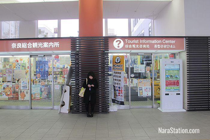 Kintetsu Nara Station Tourist Information Office