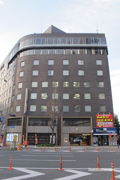 Hotel Ichiei is conveniently located for local public transport
