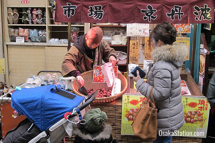 Buying chestnuts