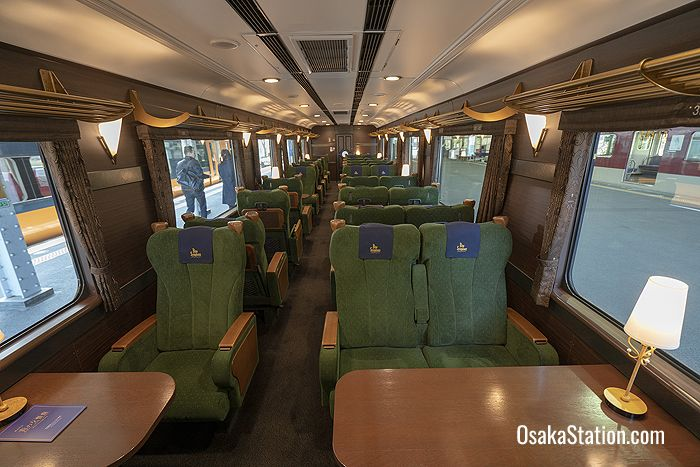 Onboard seating