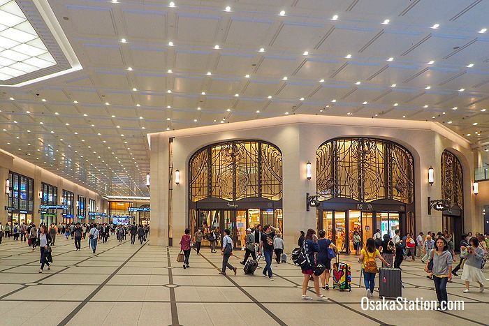 Hankyu Umeda is Japan's biggest department store