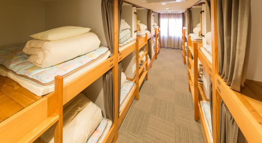 Dormitory beds from 3,400 yen