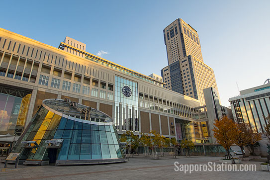 Sapporo Station today