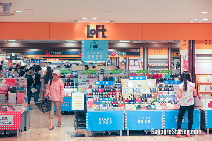 6th floor: The Loft lifestyle store