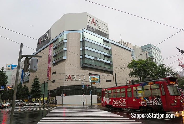 Sapporo Parco Department Store