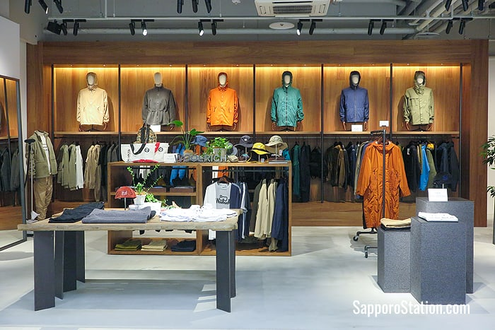 Woolrich is a long-established American brand of outdoor clothing for men and women