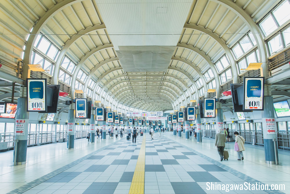 Shinagawa Station Central Passageway
