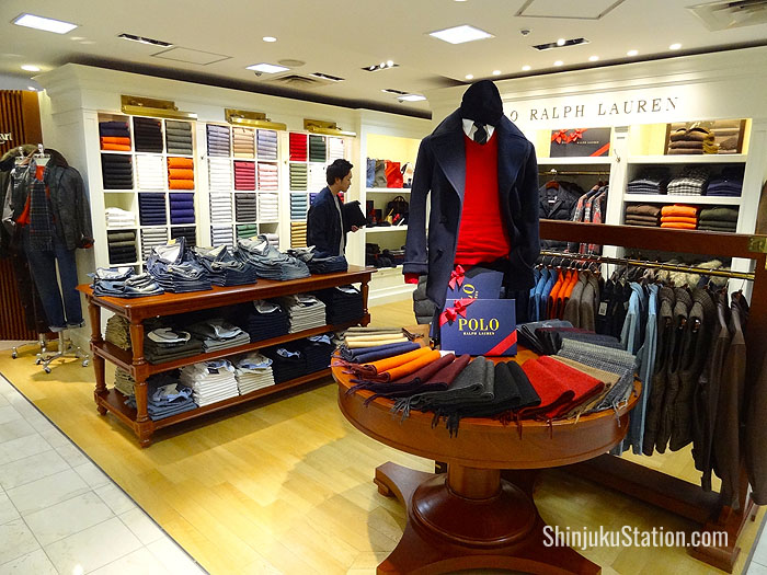 Polo Ralph Lauren boutique