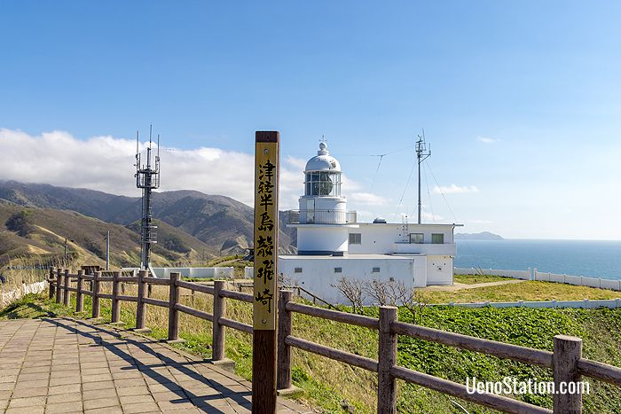 The Tappizaki Lighthouse
