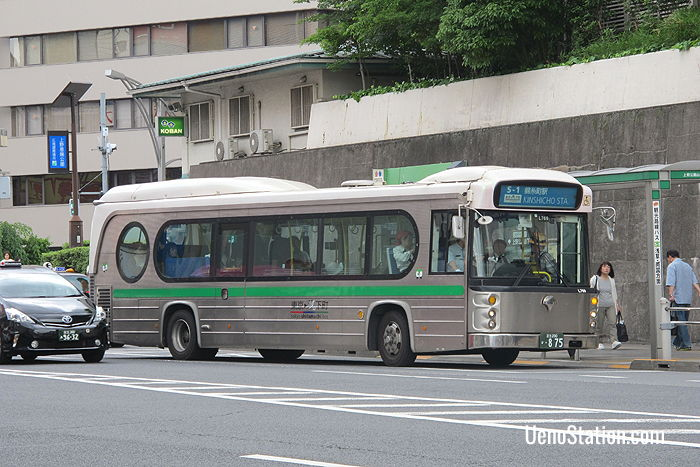 The S-1 Shitamachi Bus