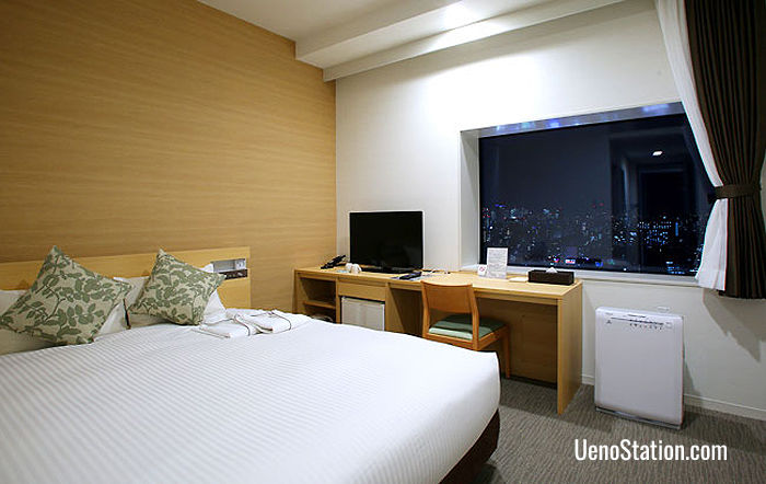 Double room at Hotel Life Tree Ueno