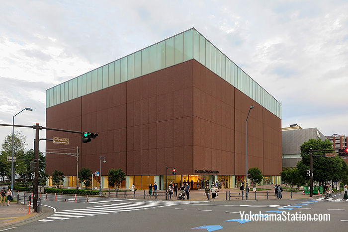 Yokohama's Cup Noodles Museum has four floors of interactive exhibits and attractions dedicated to instant noodles