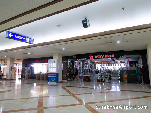 Surabaya Airport Duty-free Shopping