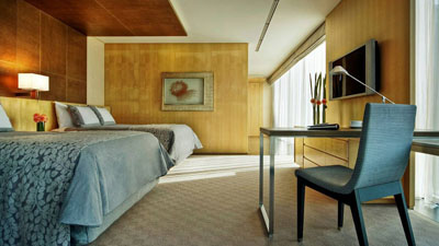 Premier Room at Four Seasons Marunouchi