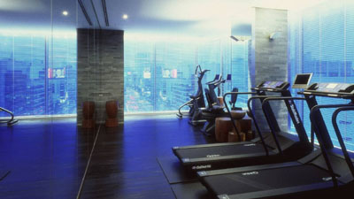 Fitness Center at Four Seasons Tokyo Marunouchi