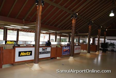 Samui Airport Car Rental
