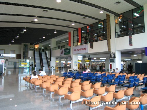 Udon Thani Airport Terminal
