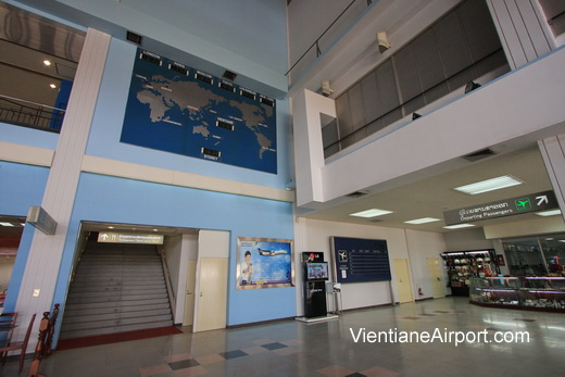 Vientiane Airport Guide Wattay International Airport